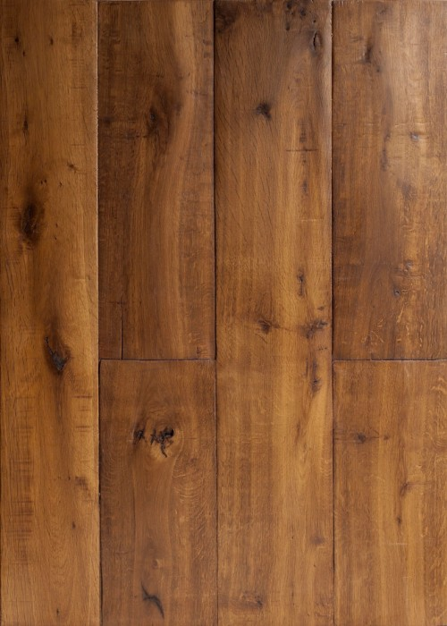 Hand-Made Castle European Oak Flooring