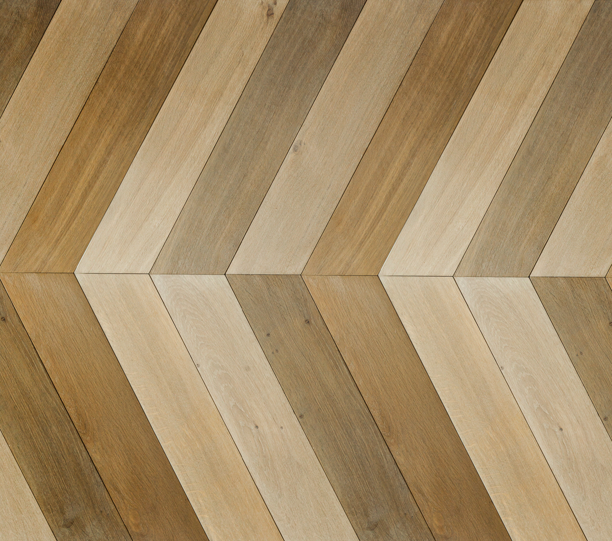 Bespoke Colours In Parquet