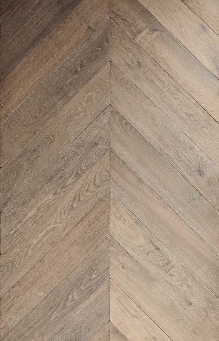 Cabin Wood Herringbone Flooring