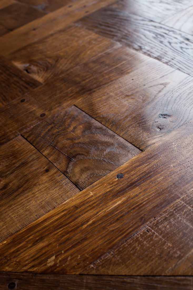 The History of French Parquet
