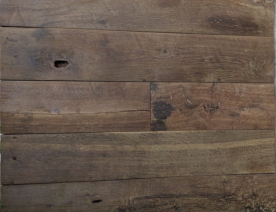 18th & 19th Century Antique French Oak