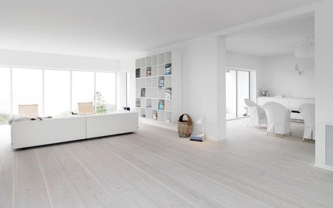 SCANDINAVIAN INTERIOR DESIGN - REAL WOOD FLOORS