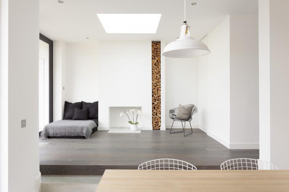 dark oak Engineered Natural Wood Flooring