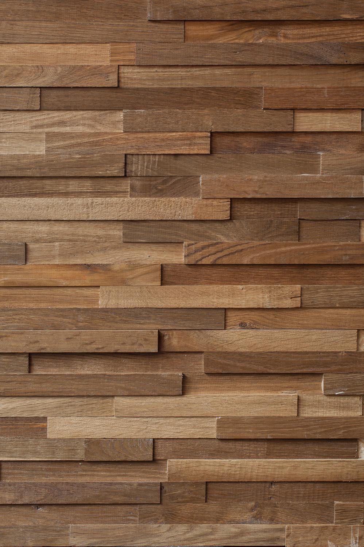 Reclaimed Oak Cladding Oiled Strip