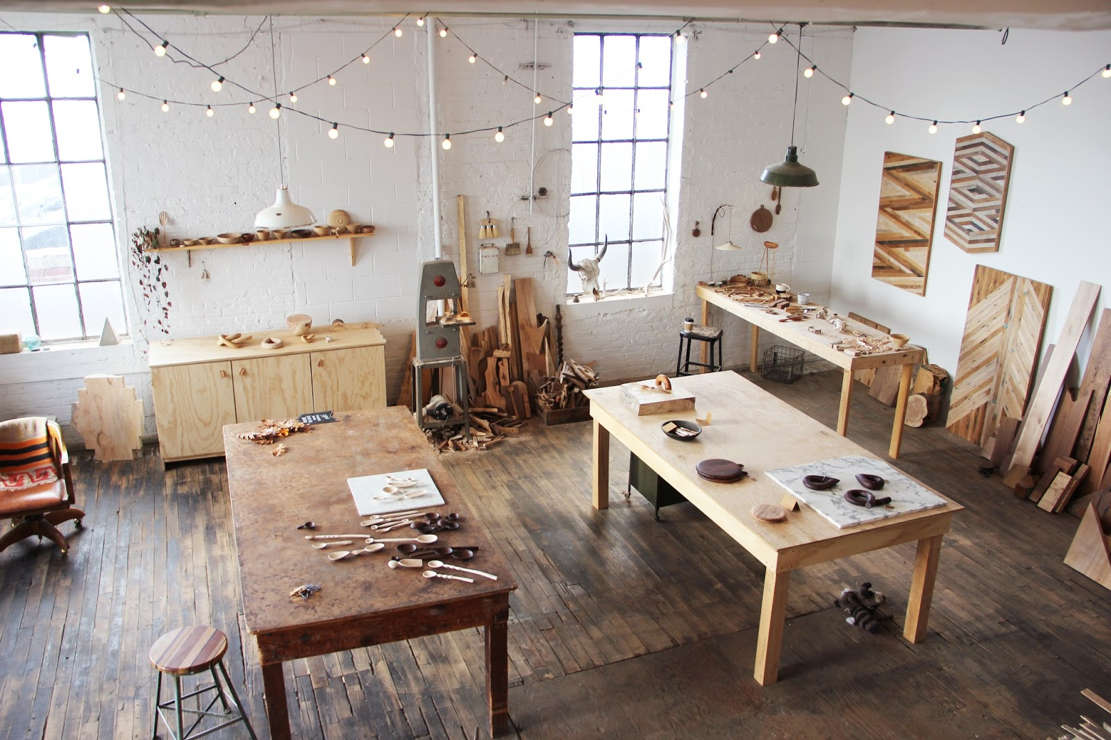 Ariele Alasko: Creating Stunning Functional Furniture from Reclaimed Wood