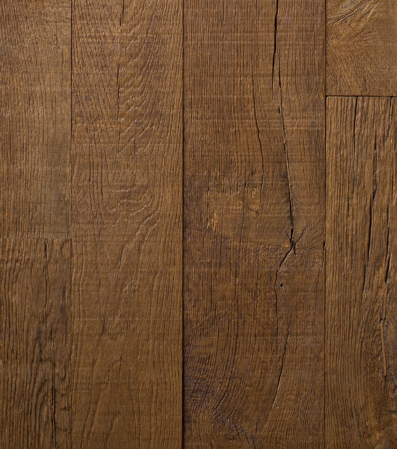 Engineered Reclaimed French Oak – Renaissance Brown