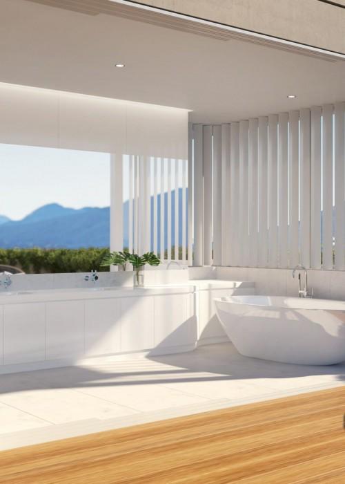 Terrace House by Shigeru Ban Architects