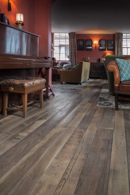 Soho House Reclaimed French Oak