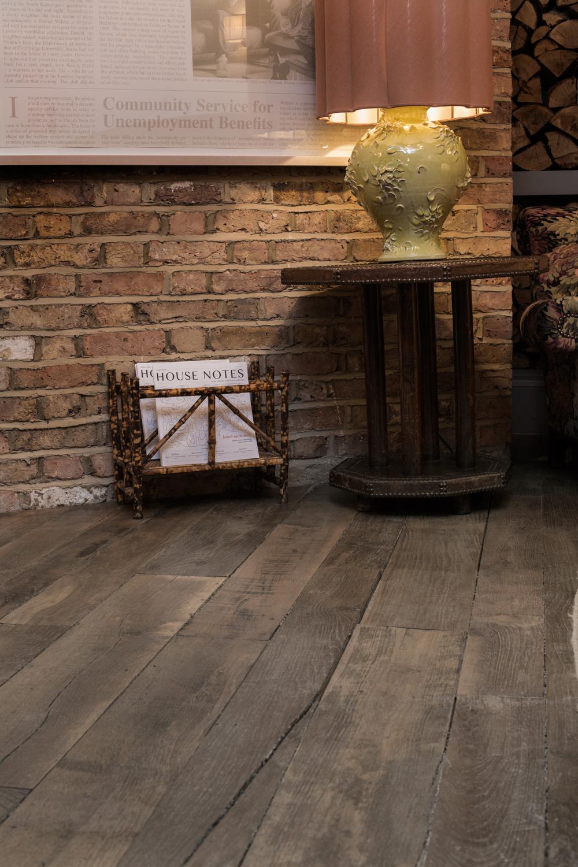 Soho House loves our Reclaimed Wood – Greek Street