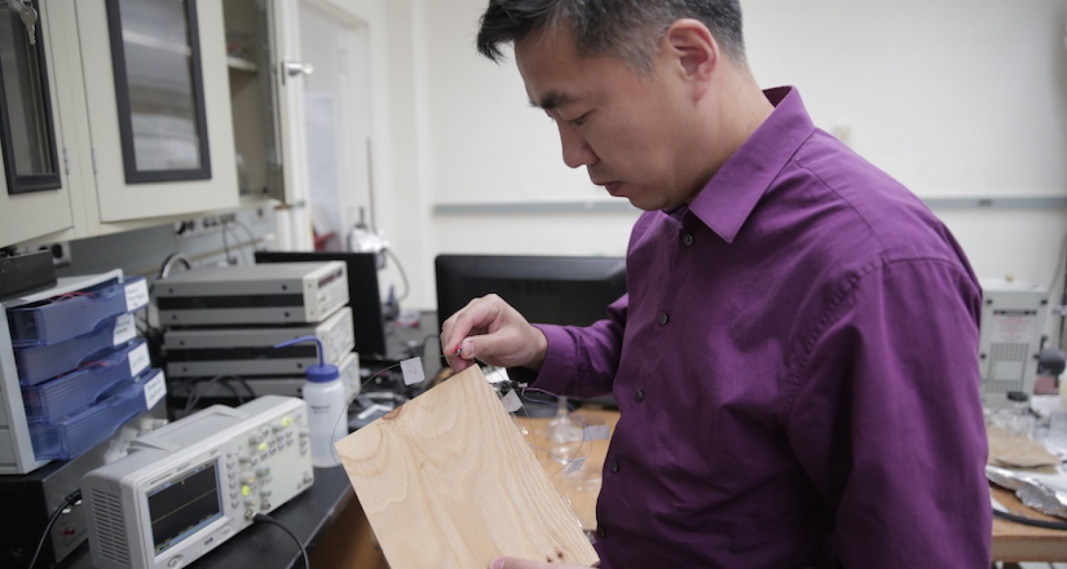 Wood Flooring: New Source of Renewable Energy Could be at our Feet