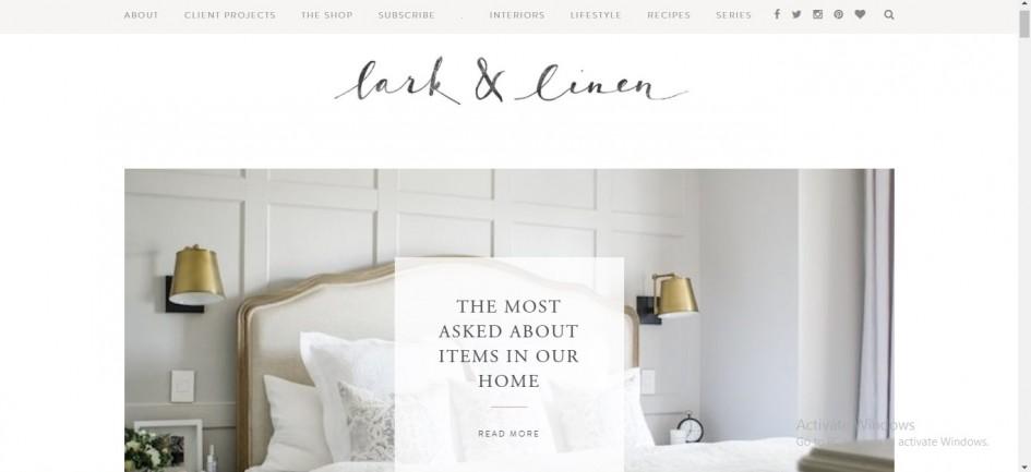 Lark & Linen
