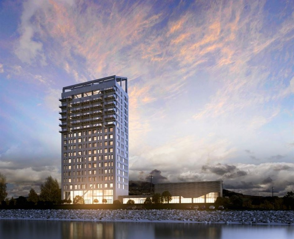 Norway to Build World's Tallest Timber Tower