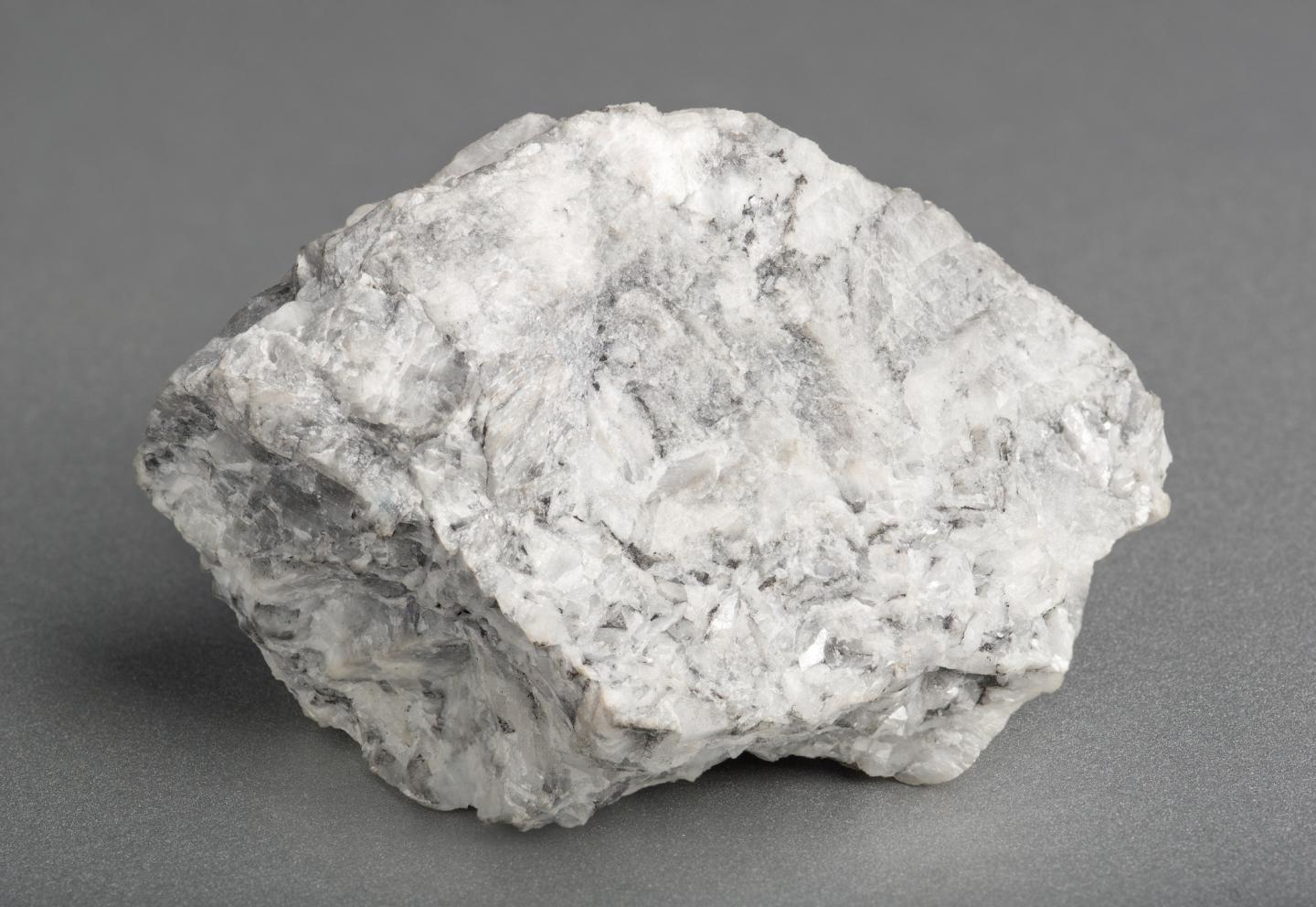 The mineral magnesite