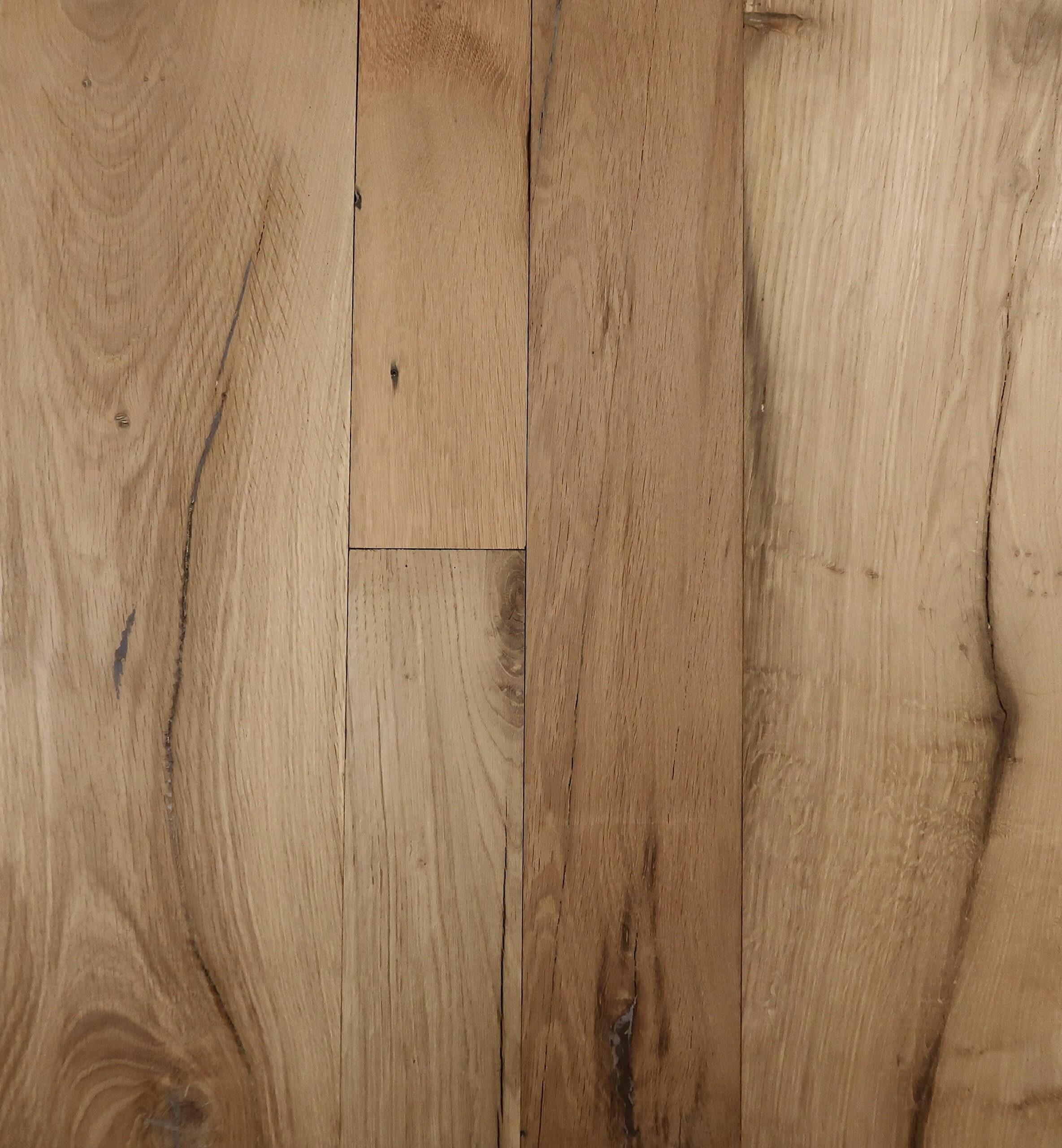 Reclaimed Rift Oak – Sanded & Unfinished