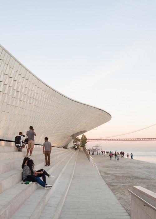 MAAT Museum / AL_A / Lisboa, Portugal / 2016