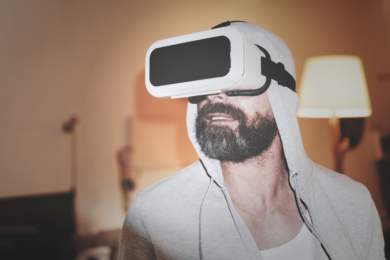 adult-beard-electronics-819848