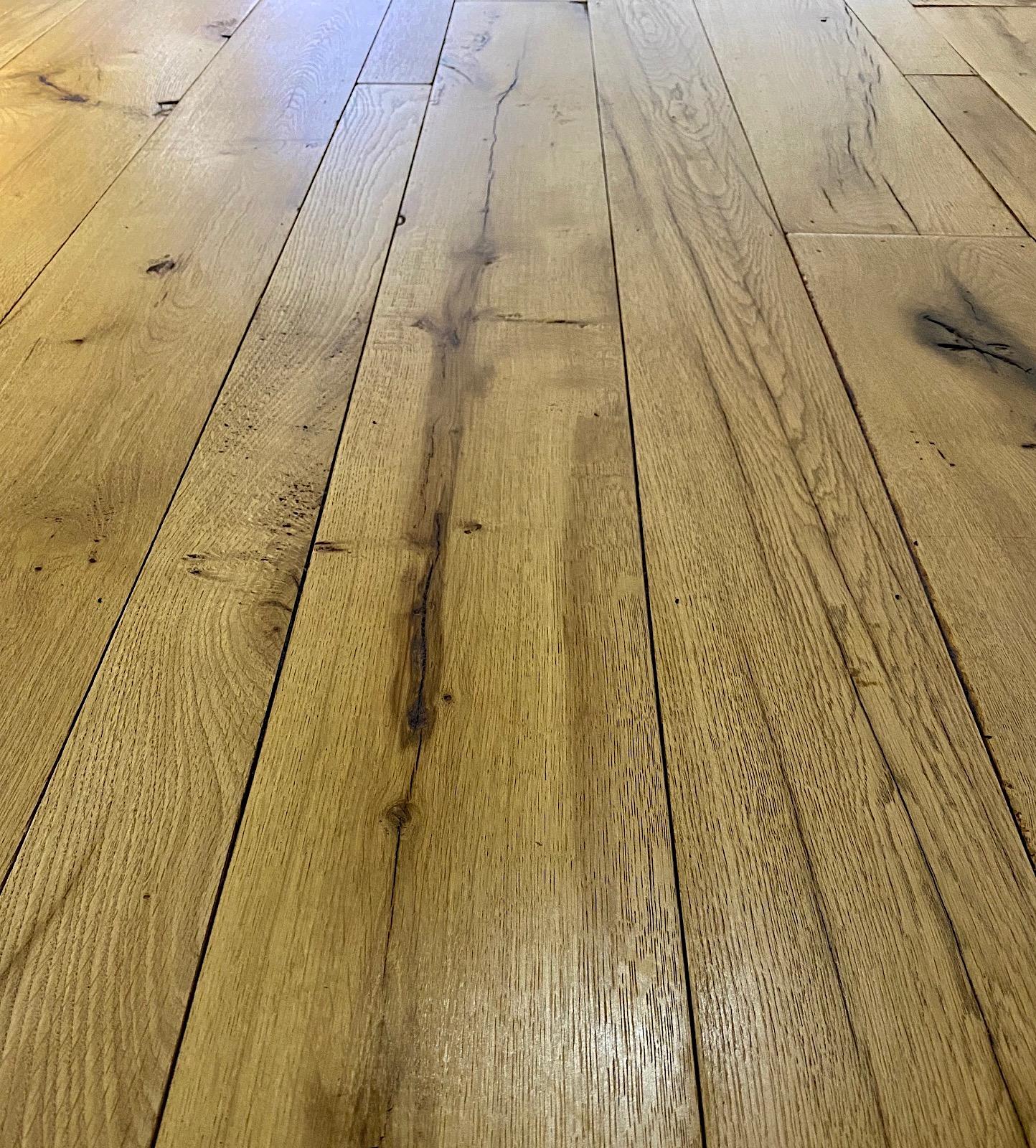 Manoir Oak 10mm Solid Boards (Underfloor Heating)
